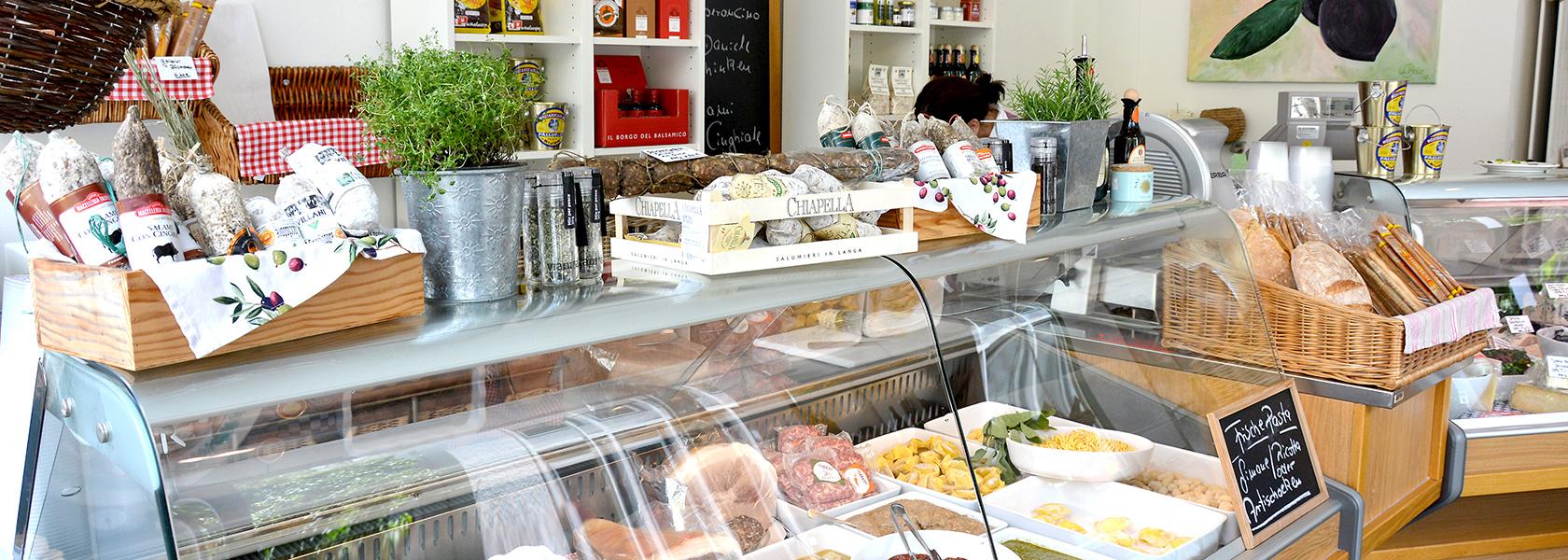 Unsere Produkte. A Tavola Mediterrane Feinkost, Weinkontor und Catering.